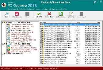 Clean junk files to fix cls.exe has stopped working error