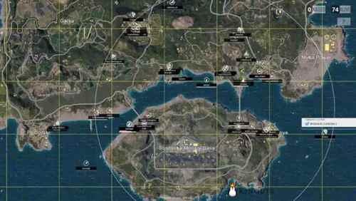Unknown Battlegrounds позволяет создавать собственные карты.