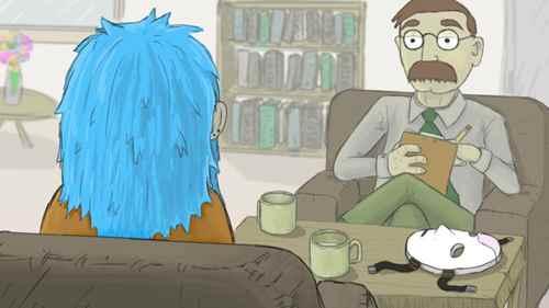 чаепитие Салли и Эдисона