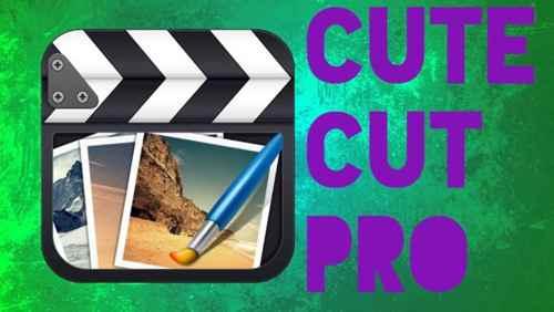 Симпатичное приложение Cut Pro