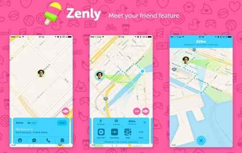 Следите за движениями с Zenly