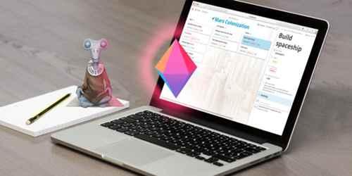 Zenkit разработан как конструктор приложений